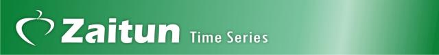 Zaitun Time Series Logo